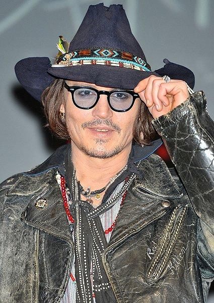 Salário: Johnny Depp