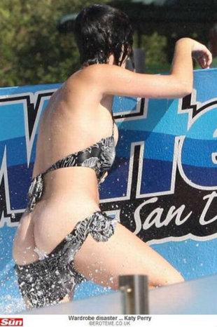 The Sun: Katy Perry sem bikini