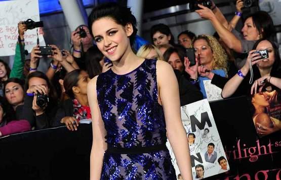 Kristen Stweart: proibida de ir a Lançamento de Filme do Robert